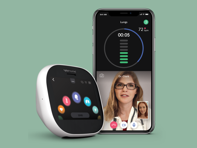 Tytohome device and mobile app