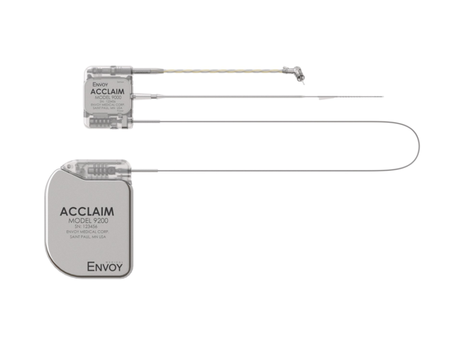 Product images of Acclaim models 9000 and 9200