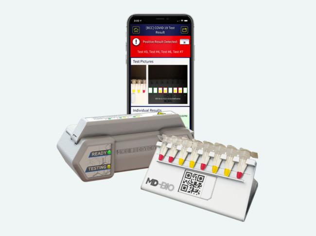 Mobiledetect Bio BCC19 test kit