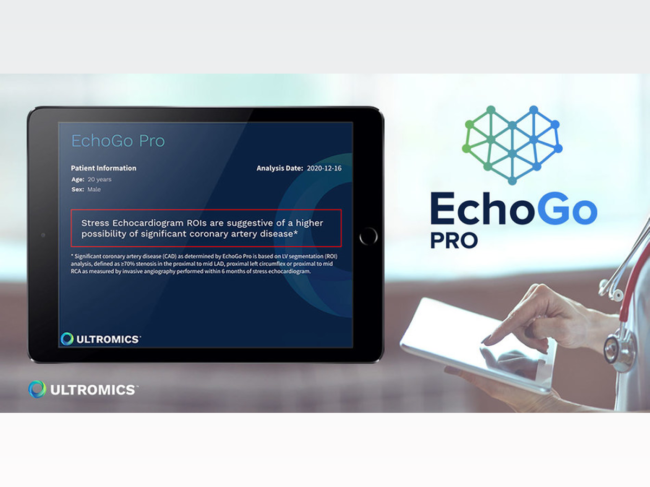 Tablet with Echogo Pro