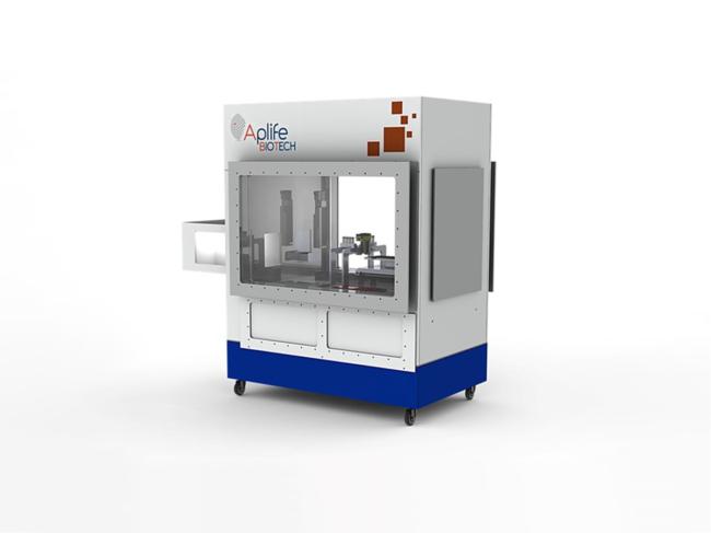Aplife's DNA printer