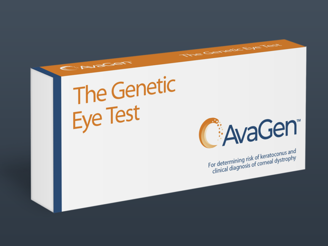 Avagen product packaging