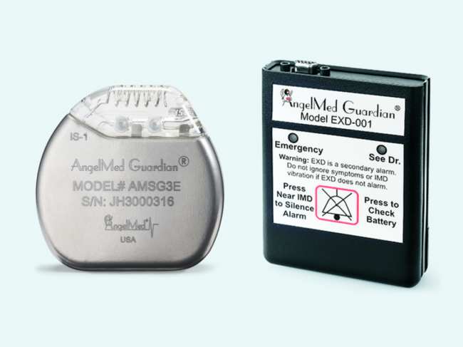 Angelmed devices