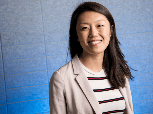Nancy Yu, co-founder and CEO, RDMD