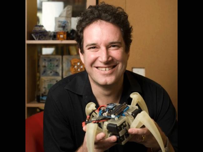 Hod Lipson, professor and robotics engineer, Columbia University