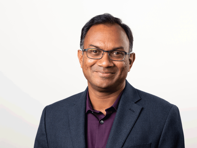 Vikram Sudarsan, CEO, Engrail Therapeutics