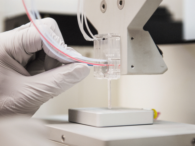 3D bioprinting technology