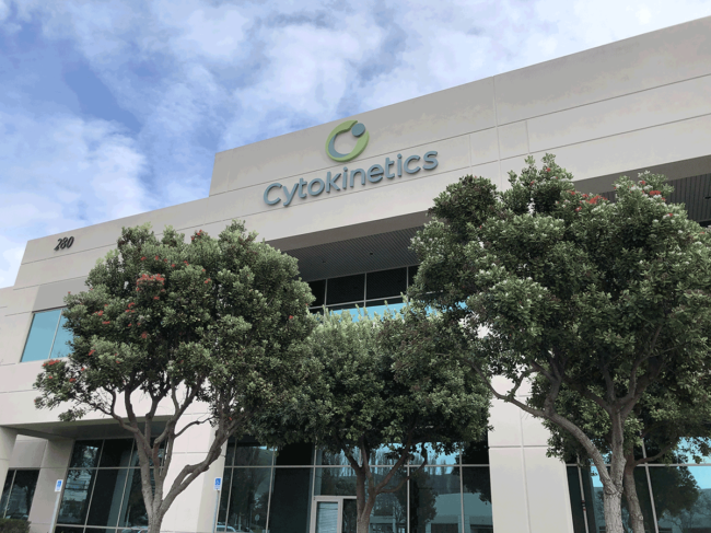 Cytokinetics, Brisbane, Calif.