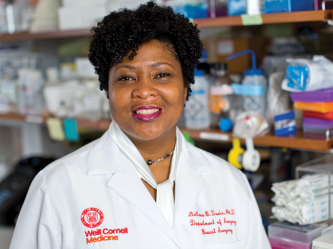 Melissa Davis, Weill Cornell Medical Center