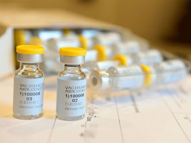 J&J's COVID-19 vaccine Ad26.COV2.S
