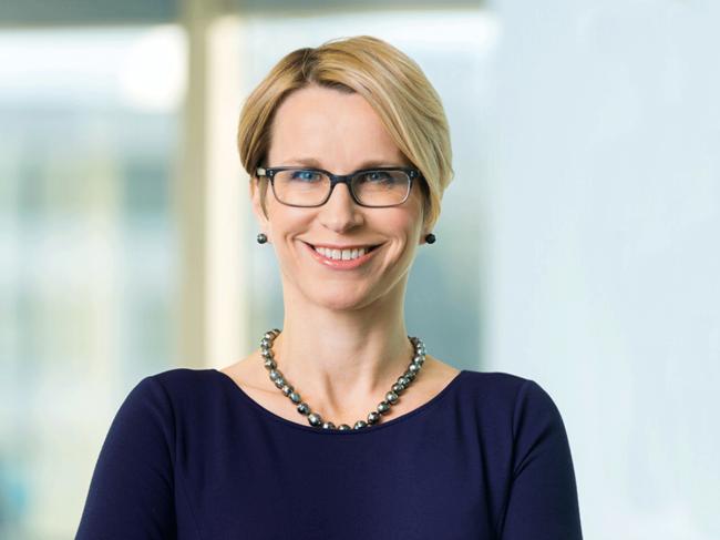 Emma Walmsley, CEO, Glaxosmithkline