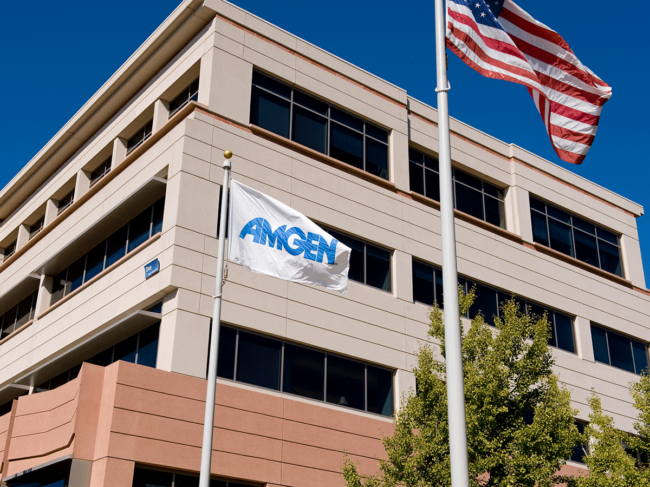 Amgen headquarters