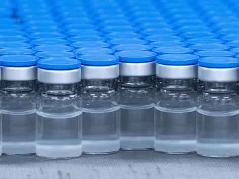 Valneva vaccine vials