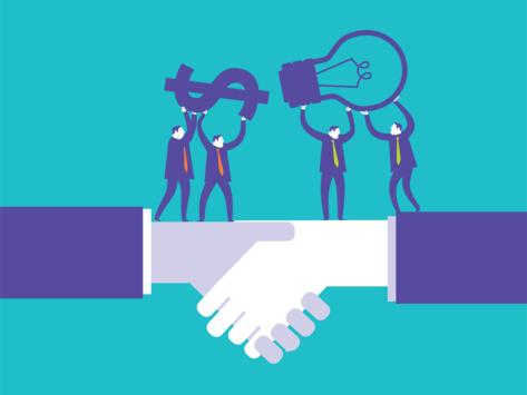 Deal-merger-money-lightbulb