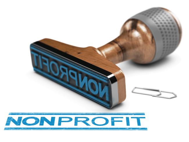 Nonprofit stamp