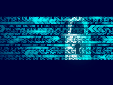 Cybersecurity data lock