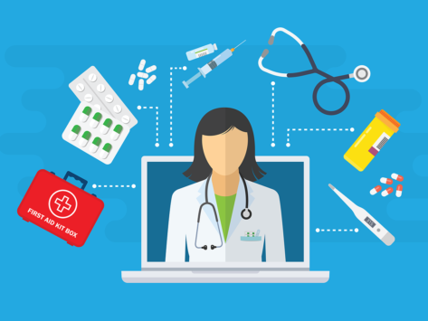 Telehealth telemed online doctor