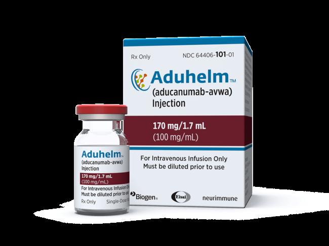 Aduhelm product image