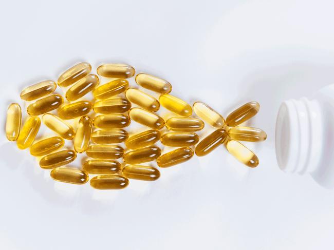 Drugs fish oil