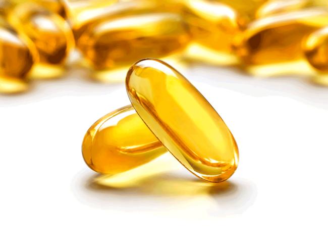 Gold capsules