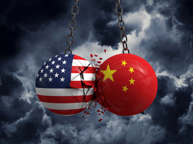 U.S., China wrecking balls