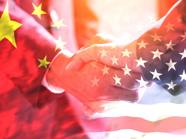 China U.S. deal