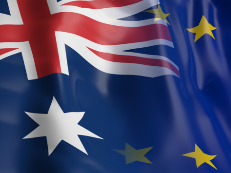 Australia-eu-flags