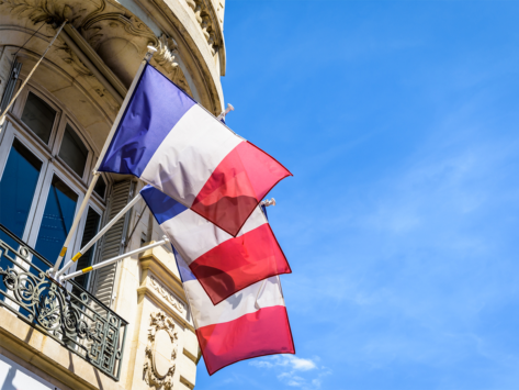 France flag french europe