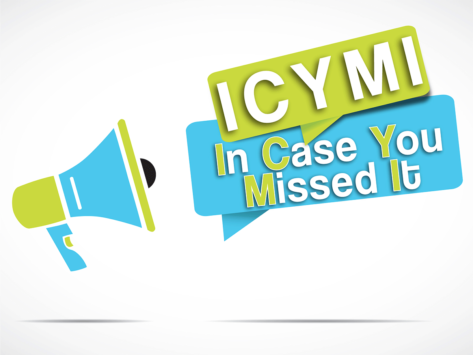 ICYMI illustration