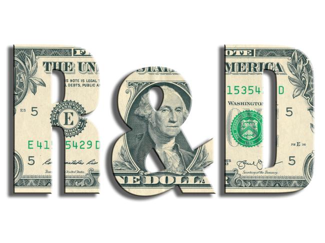R&D money