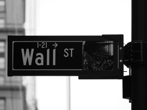 Wall street stocks