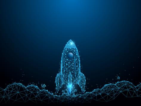 Newco ai digital rocket launch