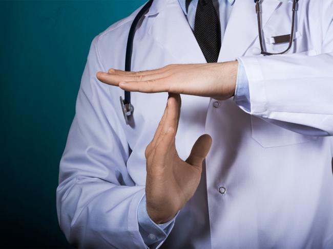 Doctor signaling timeout