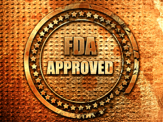 FDA approved metal stamp