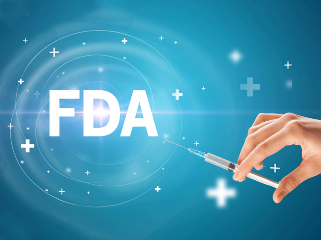 FDA vaccine illustration
