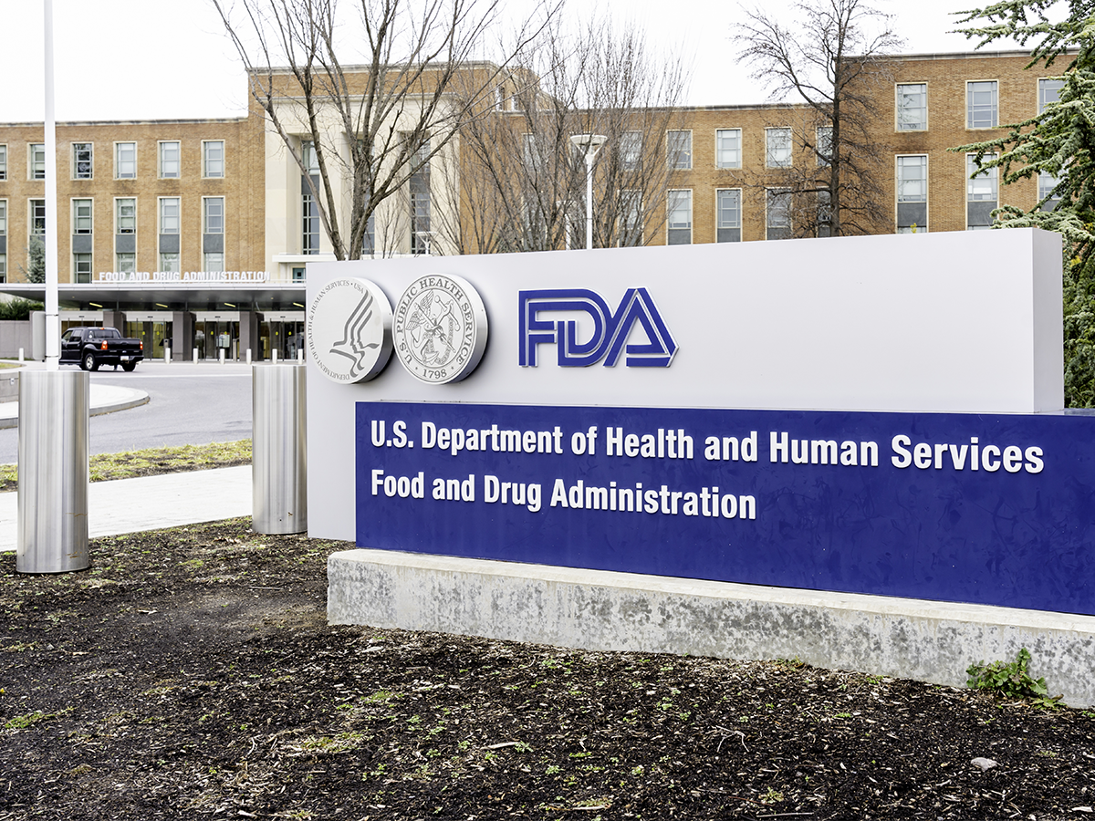 U.S. FDA headquarters