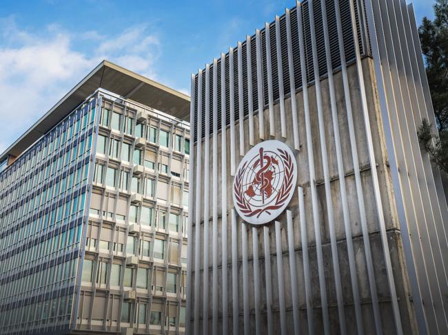 WHO headquarters, Geneva