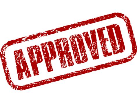 Fda regulatory approved red