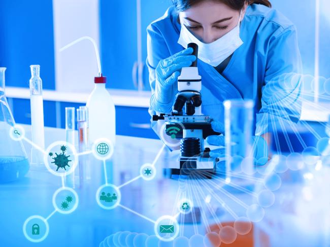 Virus research