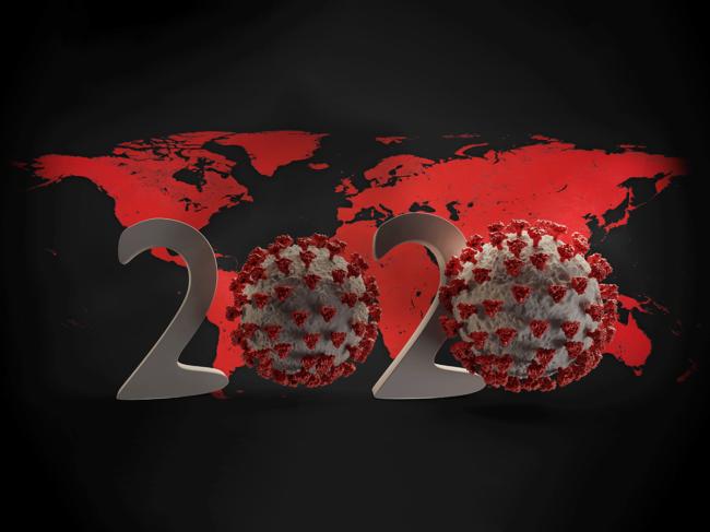 2020 pandemic illustration