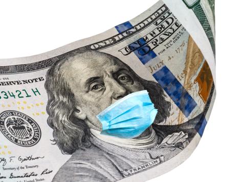 Money-coronavirus