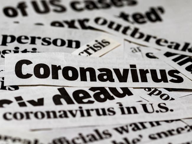 coronavirus covid-19 headlines