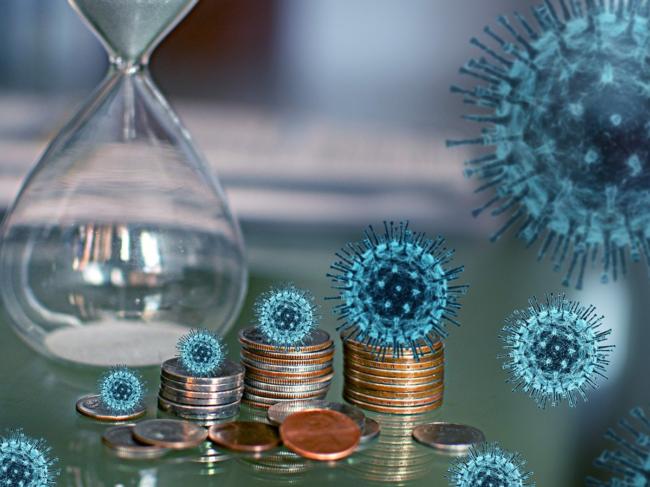 Coronavirus and coins