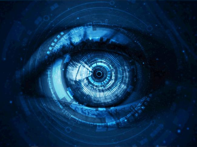 Ocular-eye
