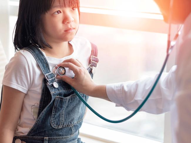 Pediatric exam