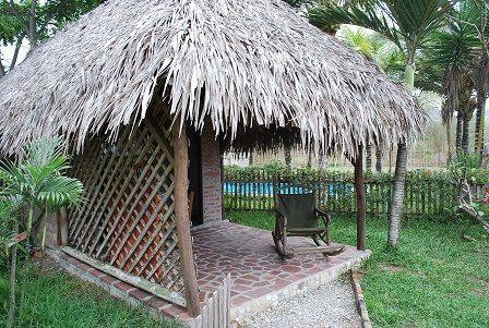 cabana hut